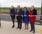 """INAUGURATION lotissement """"La clé des Champs"""" à Nogent-sur-Eure"""