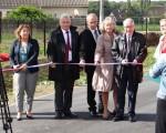 """Inauguration """"Le Clos des Pommiers"""" à Fontenay-sur-Eure"""