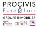 Nouvelle identité visuelle pour le Groupe Immobilier PROCIVIS Eure-et-Loir
