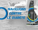 Partenariat avec l'association Naviguons contre le diabète