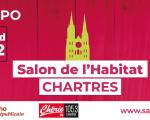 Retrouvez-nous au Salon de l'Habitat de Chartres le 4 septembre